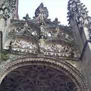 Portail de la cathédrale d'Albi