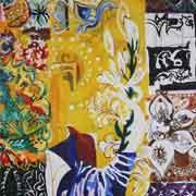 Exposition de peinture à Banon