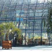 Le conseil régional de Pau et ses jardins