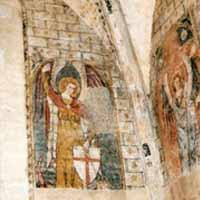 Simmore, église fortifiée de Gascogne, vue 3